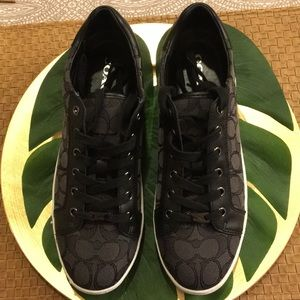 New Coach Sneakers Paddy Size 9.5